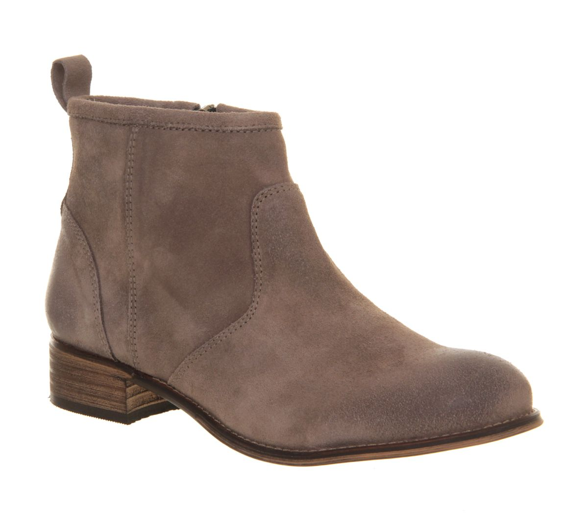 Office Memento Ankle Boots In Brown For Men Taupe Lyst