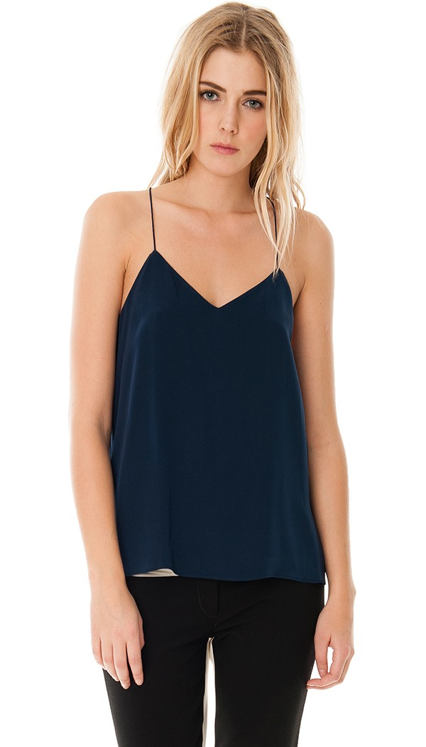21 Momme % Pure Silk Camisole with Adjustable Strap for Women, % Mulberry Silk, Lightweight and Breathable.