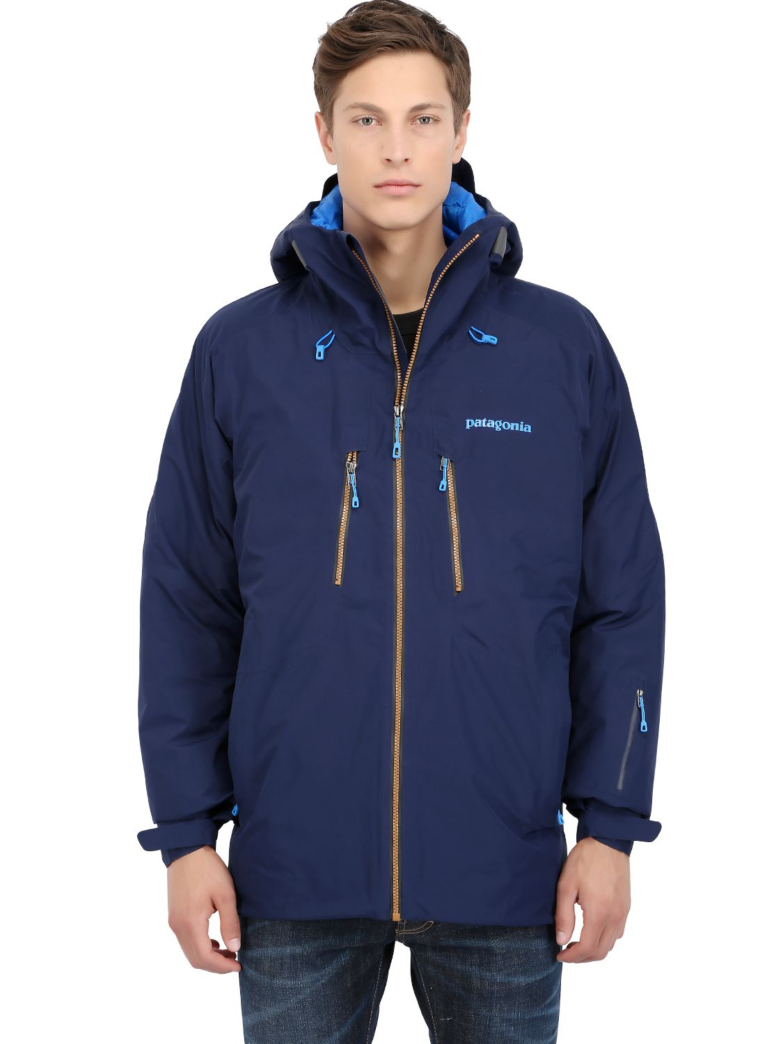 Patagonia Primo Down Jacket in Navy (Blue) for Men