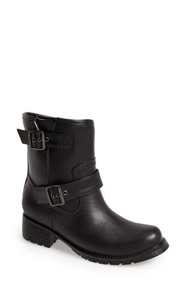 6ad76e6bc Jeffrey Campbell 'doppler' Water Resistant Rain Boot in Black - Lyst