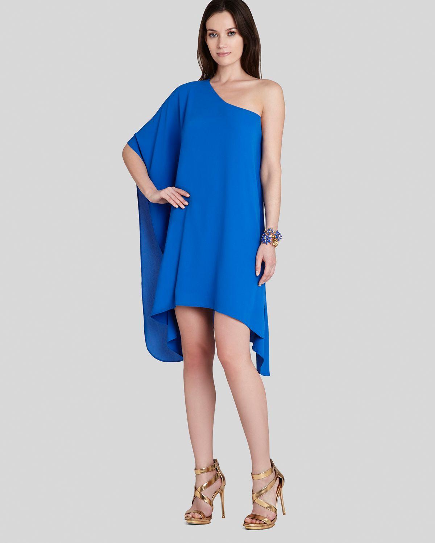Bcbgmaxazria Bcbg Max Azria Dress Alana One Shoulder