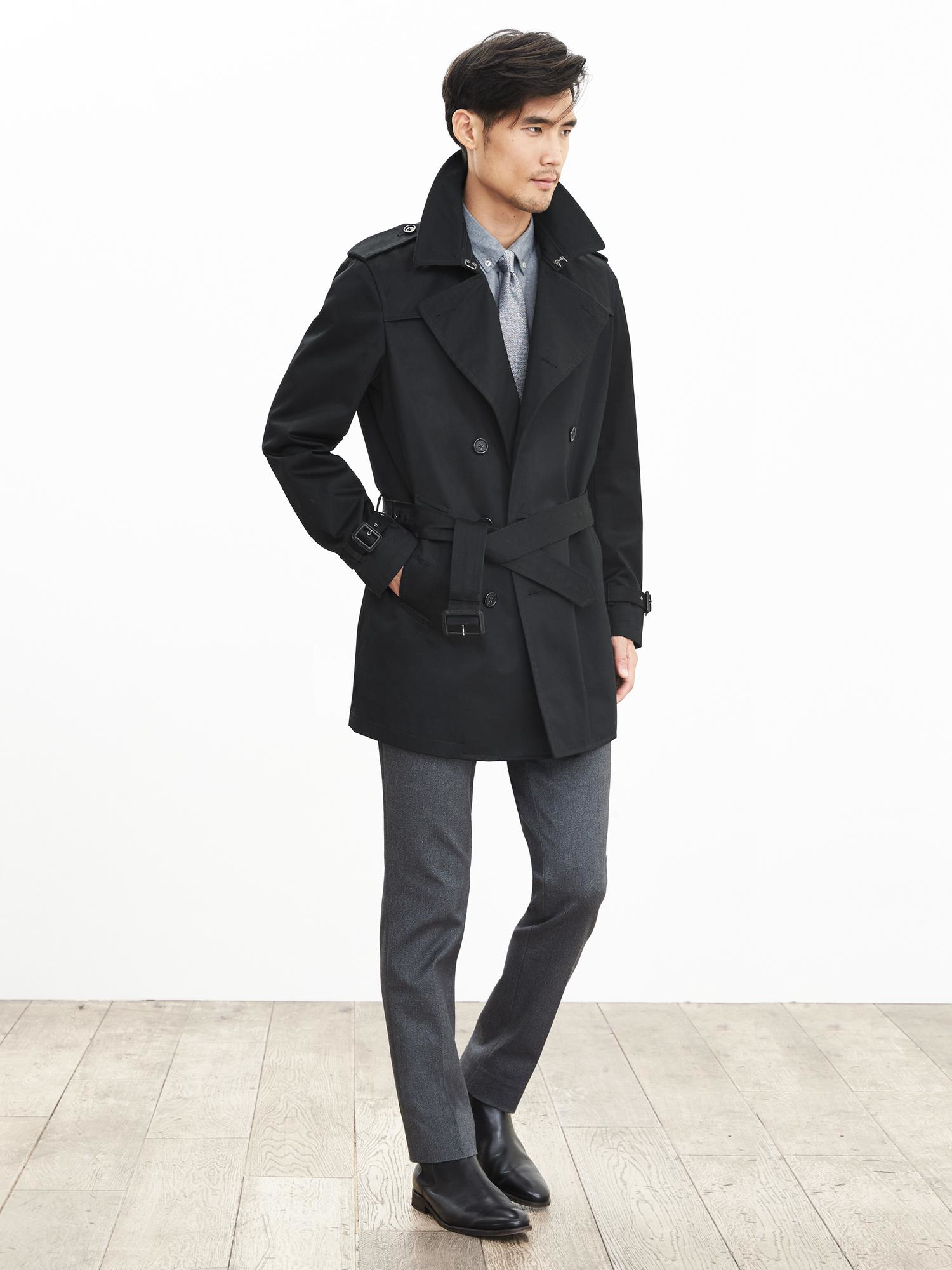 Mens jacket banana republic