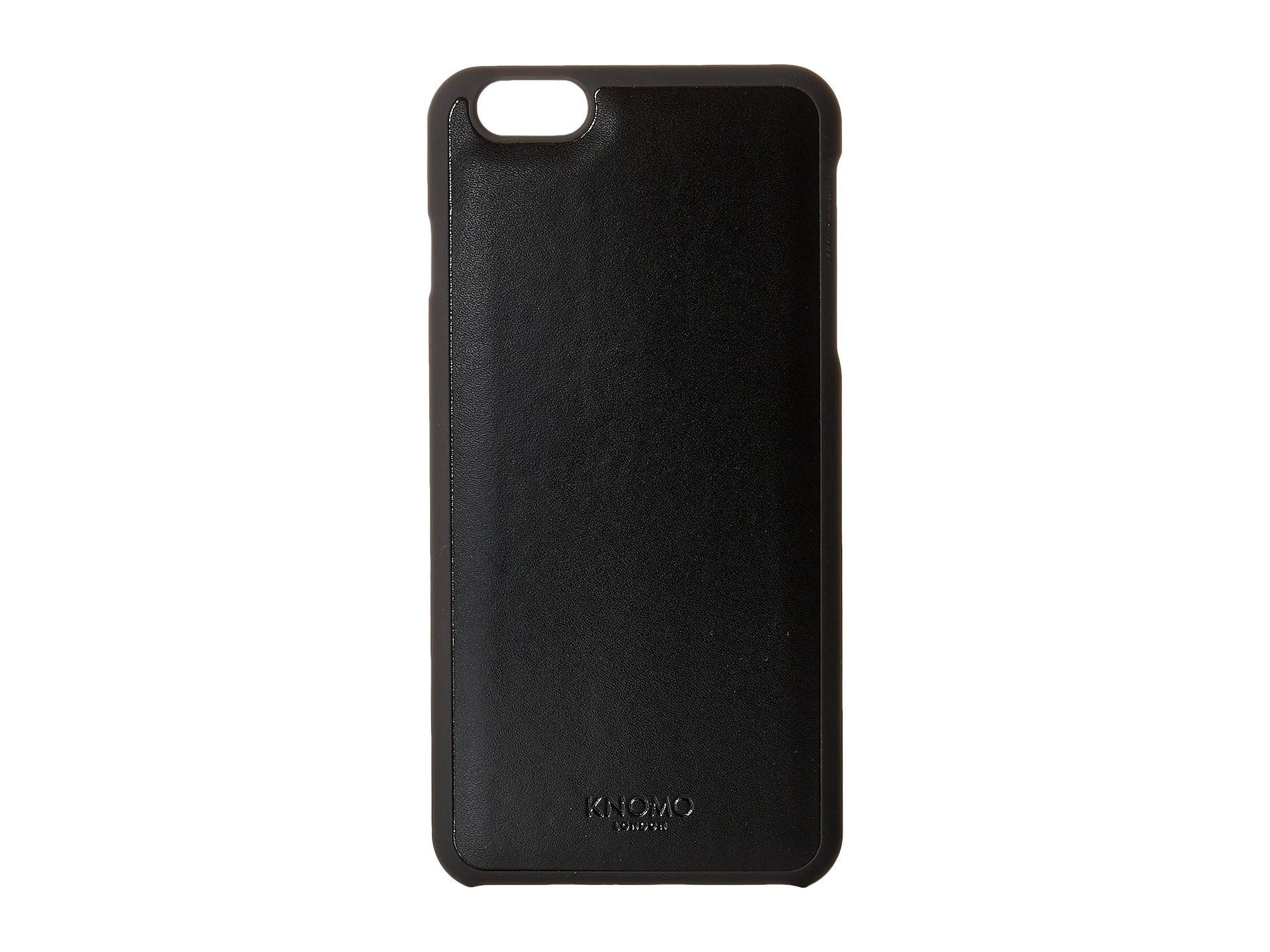 Knomo Magnet Open Face Iphone 6/6s Plus Case in Black for ...