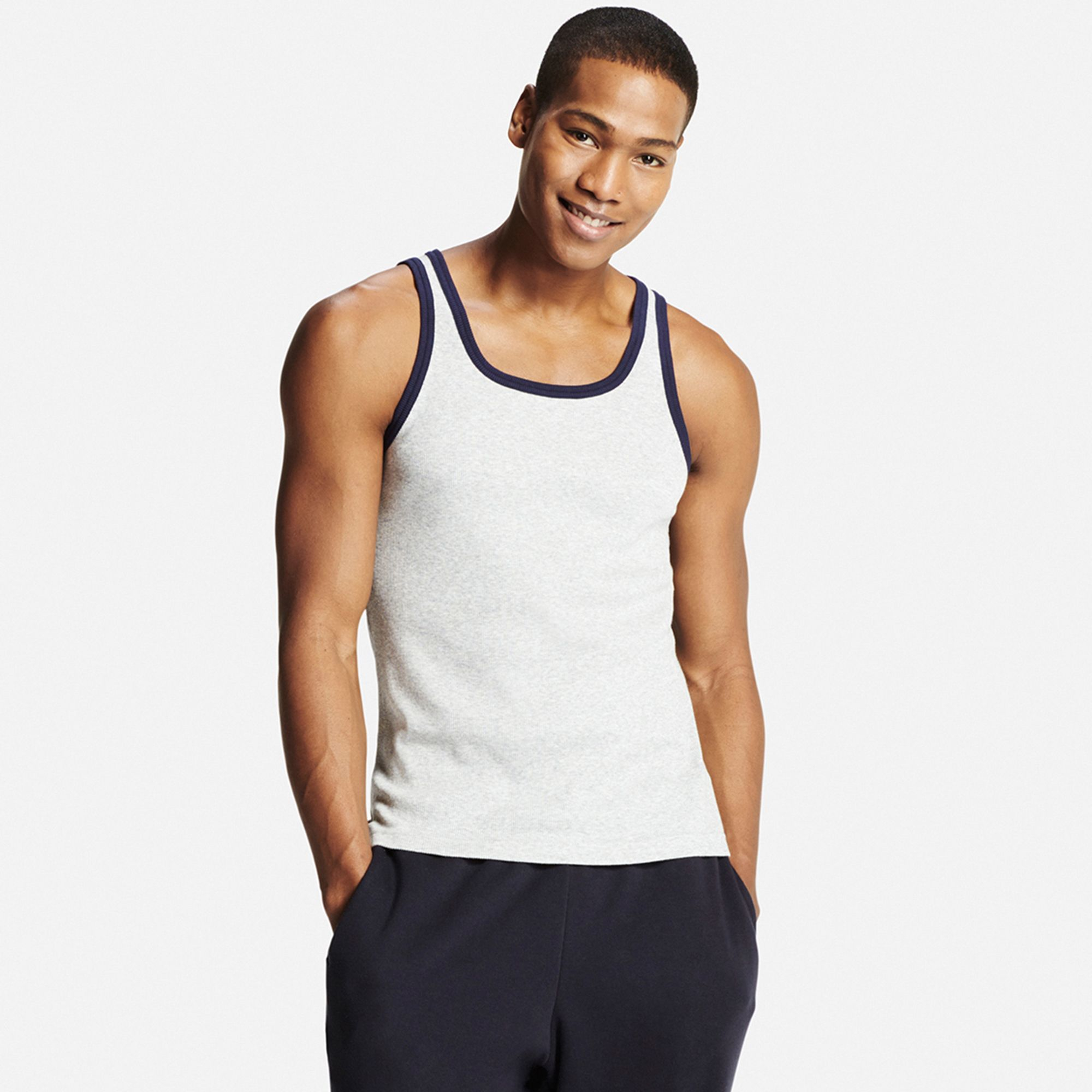 Next Level Men's Jersey Solid Tank Top Upload your design or enter text and set project details. We'll review your design, make any repairs and send a proof (all for FREE).