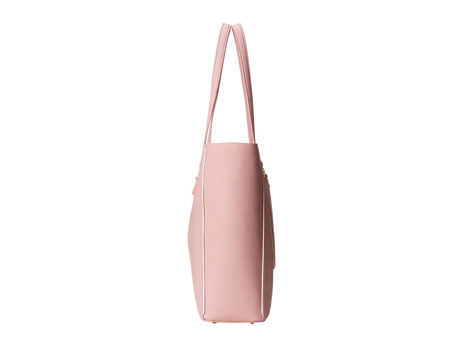309dbe2e6d Lyst - Lauren by Ralph Lauren Dorset Tote in Pink