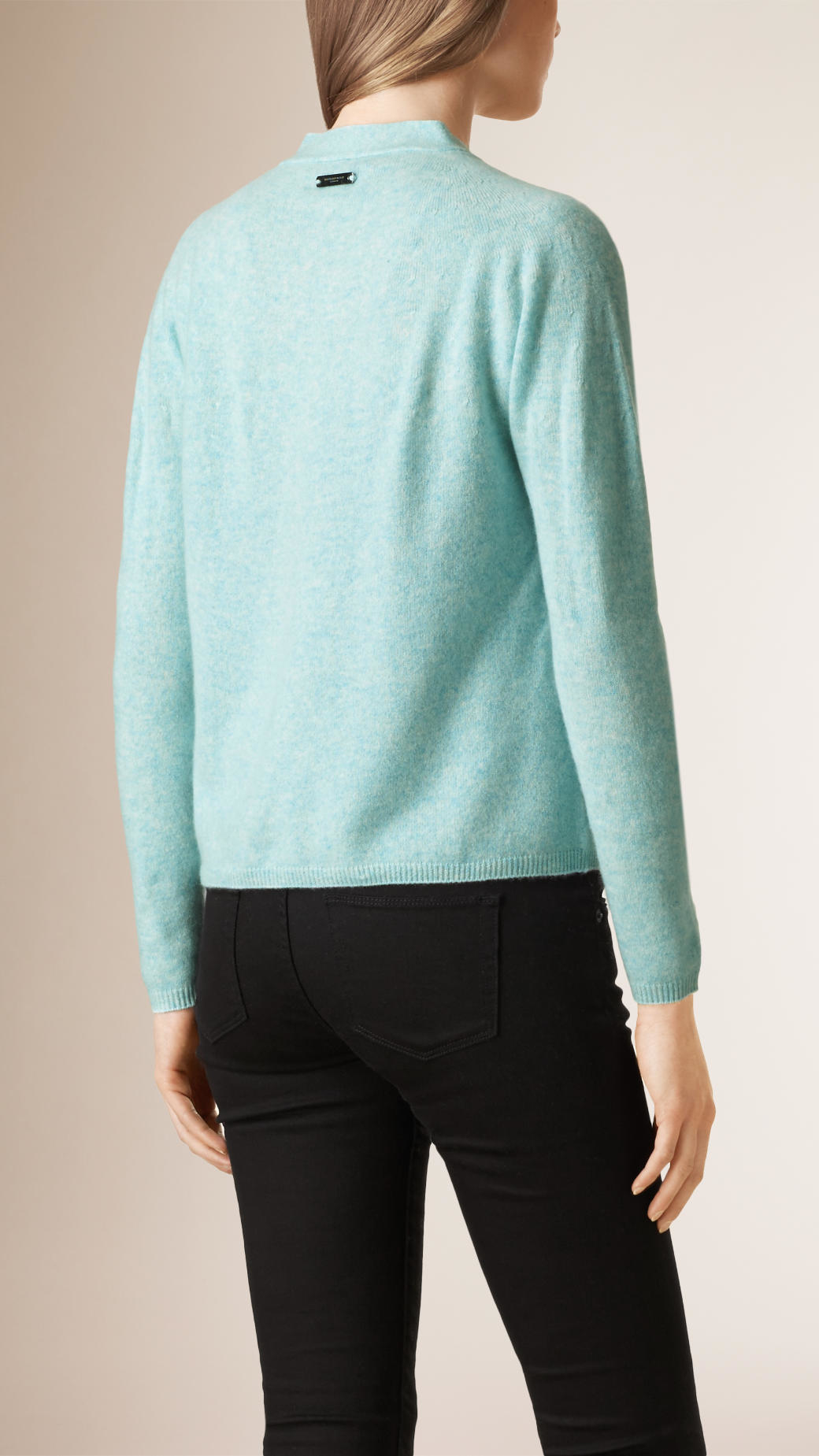 Shop light blue cashmere sweater at Neiman Marcus, where you will find free shipping on the latest in fashion from top designers.