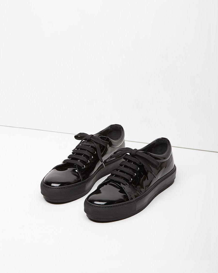 Acne Studios Adriana Patent Sneaker in