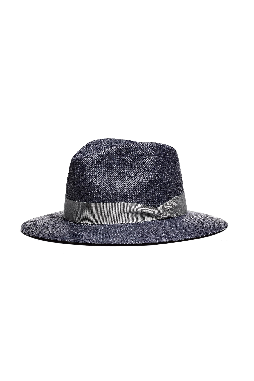 83035cdea Rag & Bone Panama Hat in Black - Lyst