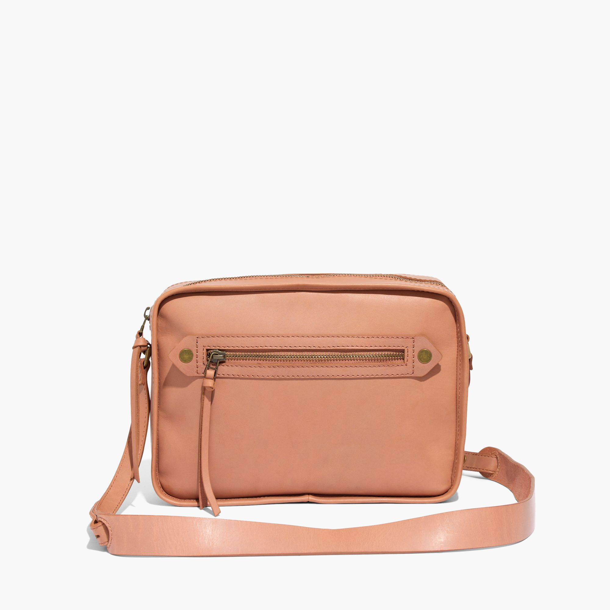 a0d8d7213318 Lyst - Madewell The Brisbane Camera Bag in Natural