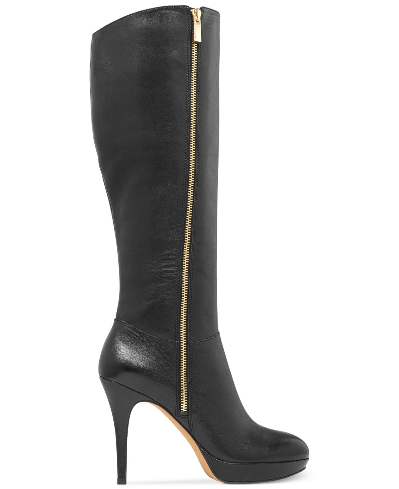 4442c5e9ead Lyst vince camuto emilian tall wide calf dress boots in black jpg 1320x1616 Vince  camuto tall
