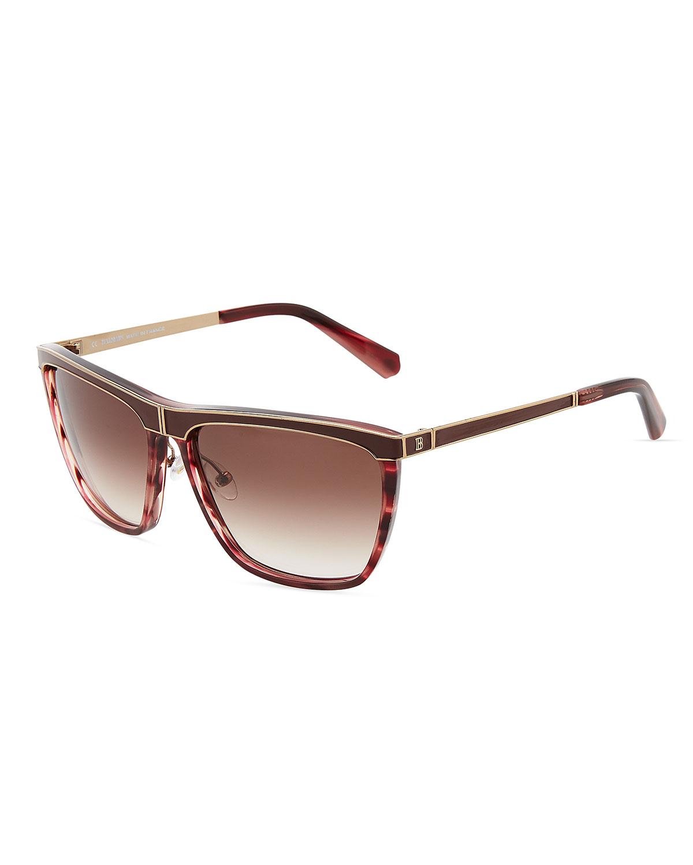 Smith Calico Cat Eye Sunglasses