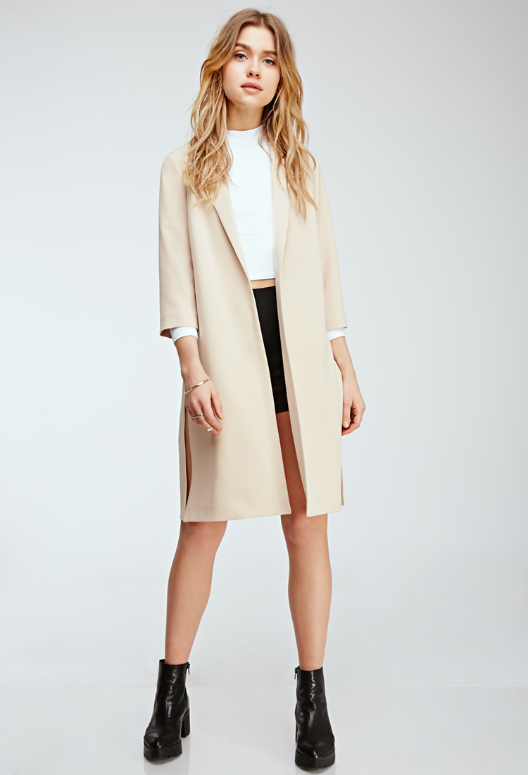 Images of Forever 21 Womens Coats - Reikian