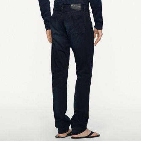 ... Label Slimfit Torque Blue Spar Jean in Blue for Men (Torque Blue