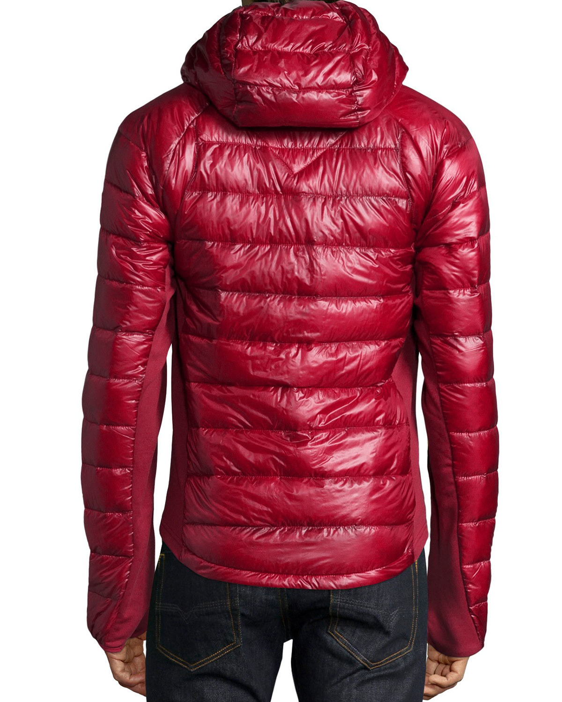 Canada Goose' Women HyBridge Red Jackets