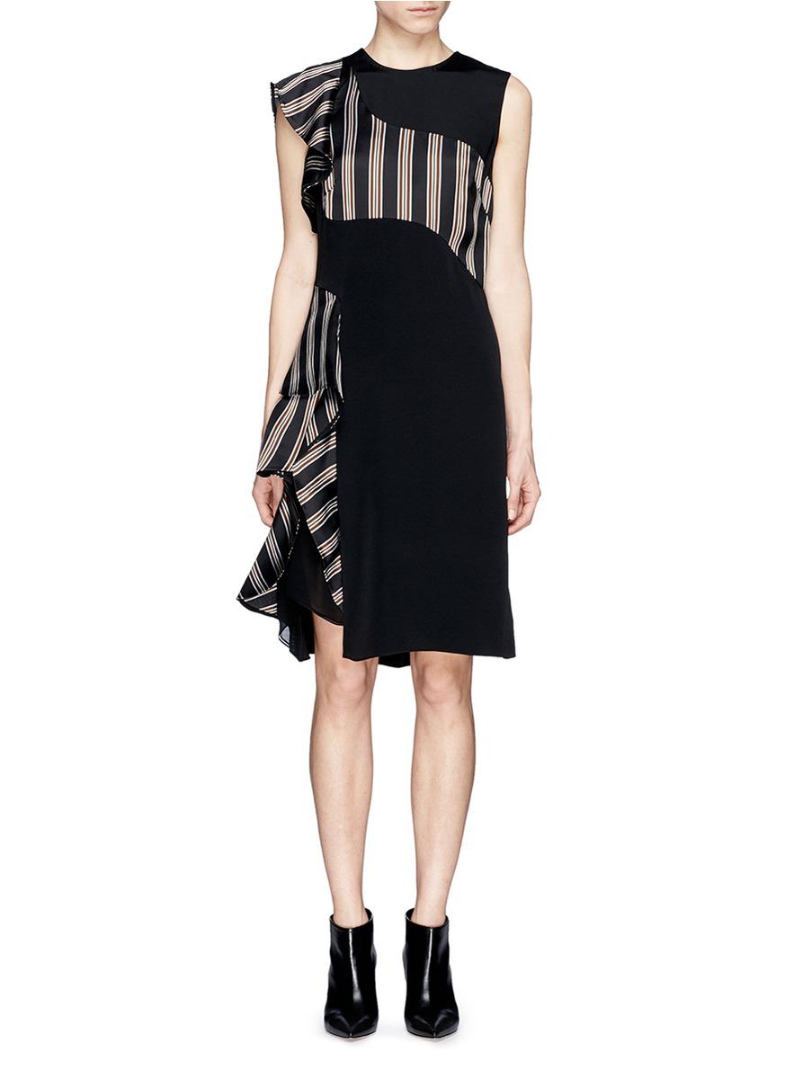 Womens Ruched Silk Dress 3.1 Phillip Lim gnU79hf1