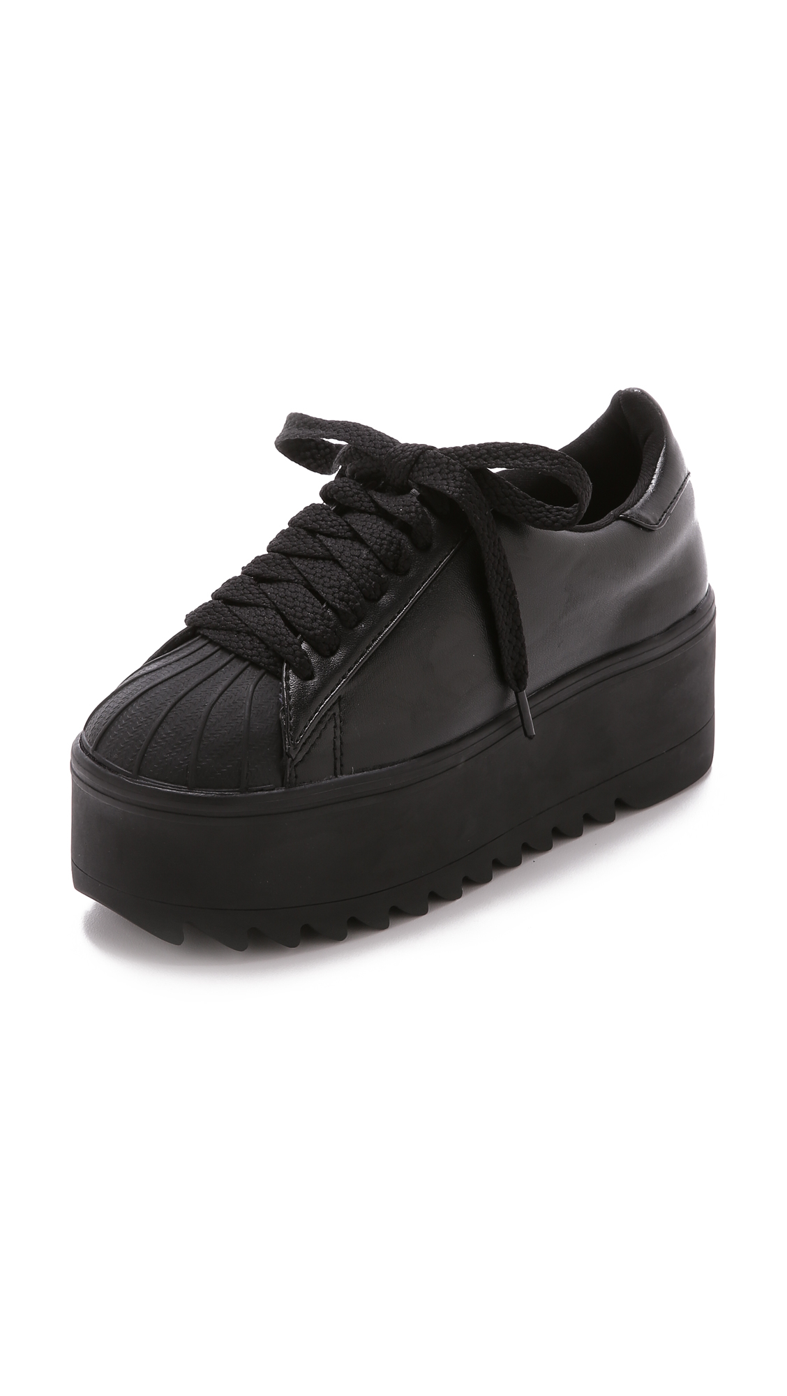 Jeffrey Campbell Jeffrey Campbell Synergy Sneakers Black reliable best sale for sale good selling sale online zRauN5dh
