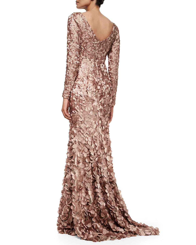 Theia Mermaid Gown Design Choice
