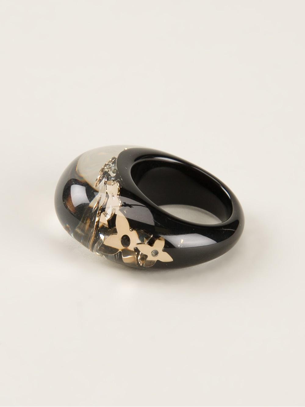 Louis Vuitton Rose Gold Ring