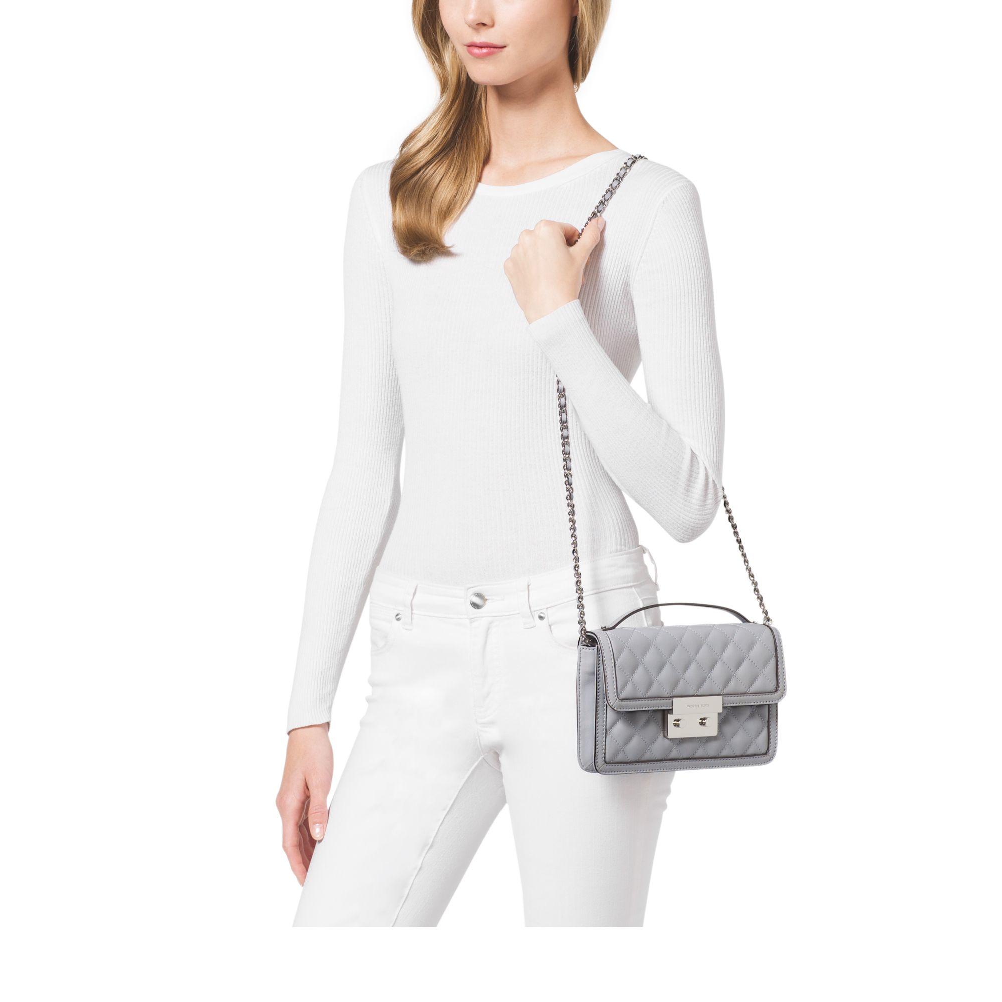 b0034eb4ff68 Gallery. Women's Michael By Michael Kors Sloan Women's Michael Kors Quilted  Bag ...