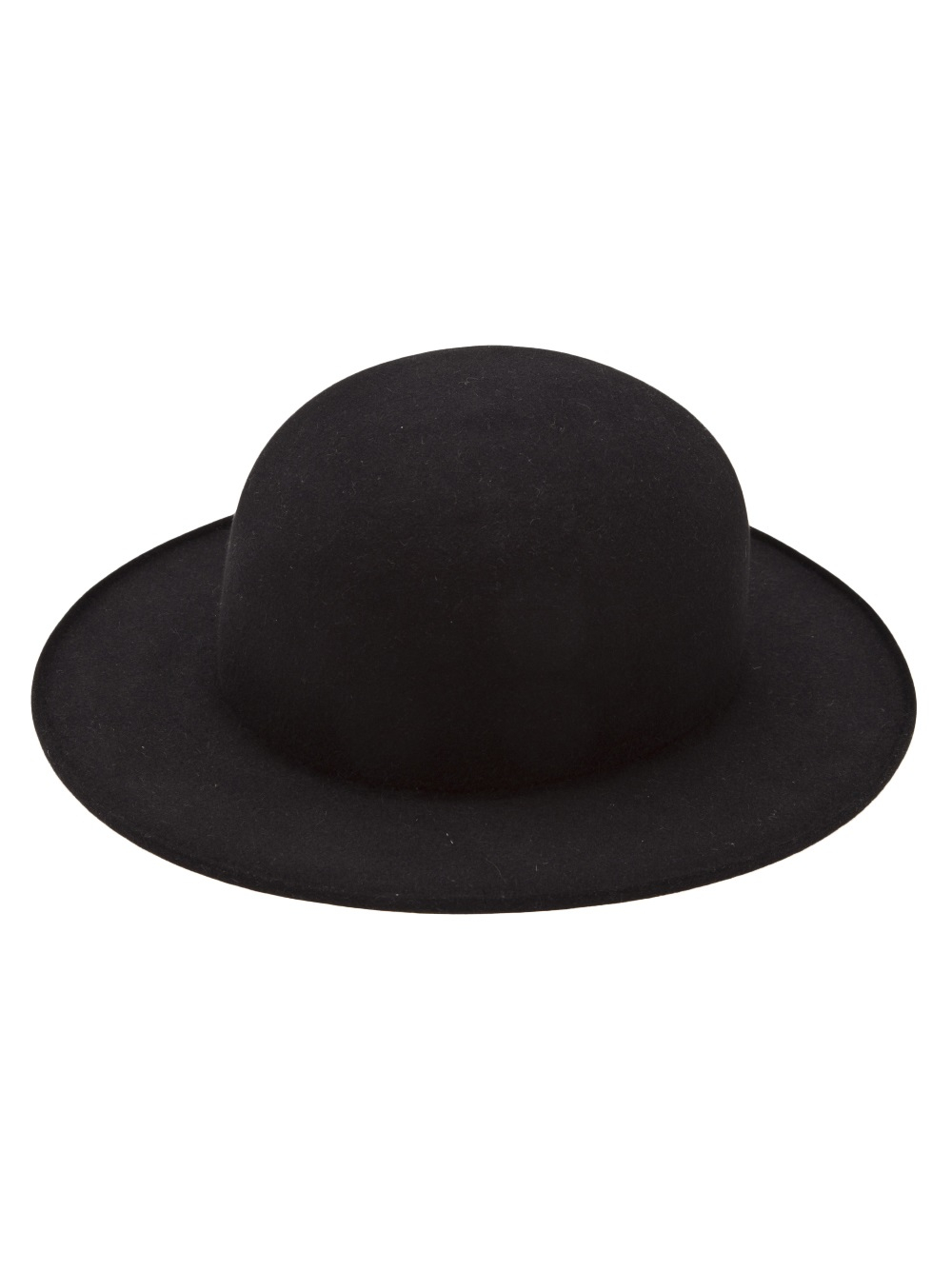 Rubber Rings For Men >> Gladys tamez millinery Round Bill Custom Hat in Black for Men | Lyst