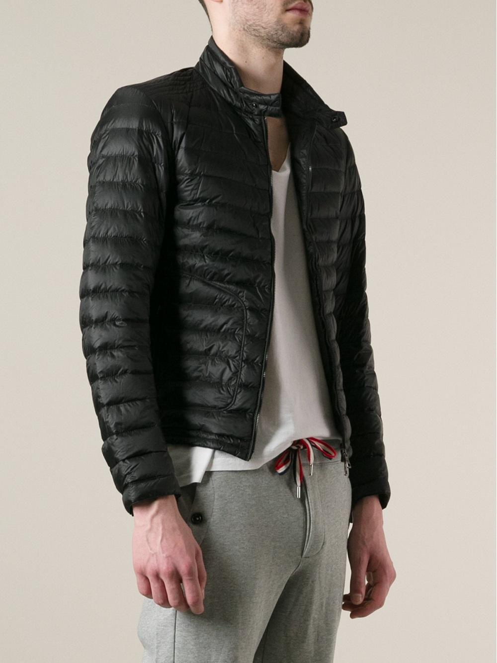 133efaf3a Lyst - Moncler Auguste Jacket in Black for Men