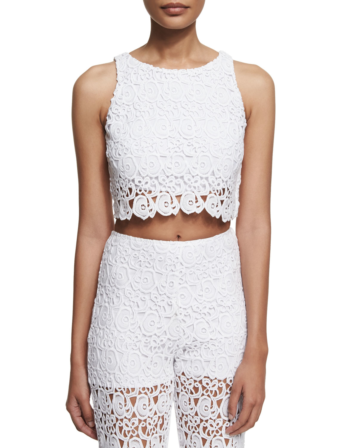 One Size Off Shoulder Short Sleeve White Floral Lace Crop Top $ V Neckline Spaghetti Strap Floral Lace Pink Bodysuit (ONE SIZE) $ Sexy Sleeveless Ruffle Detail V Neckline Black And White Crop Top $ Stylish Cold Shoulder Short Sleeve Lace Up V Neckline Ruched Sides Mustard Top $ Party In Style With Our Club.