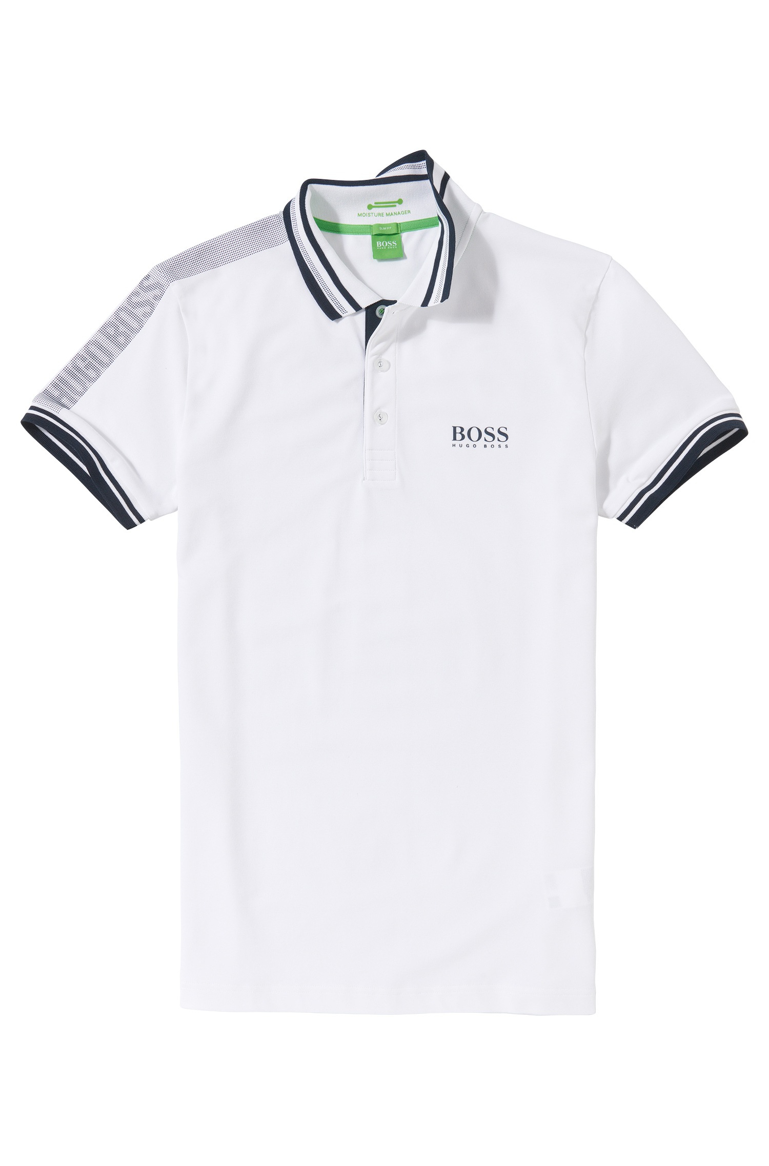 75f27639 BOSS Green Slim Fit Golf Polo Shirt 'paule Pro' With Moisture ...