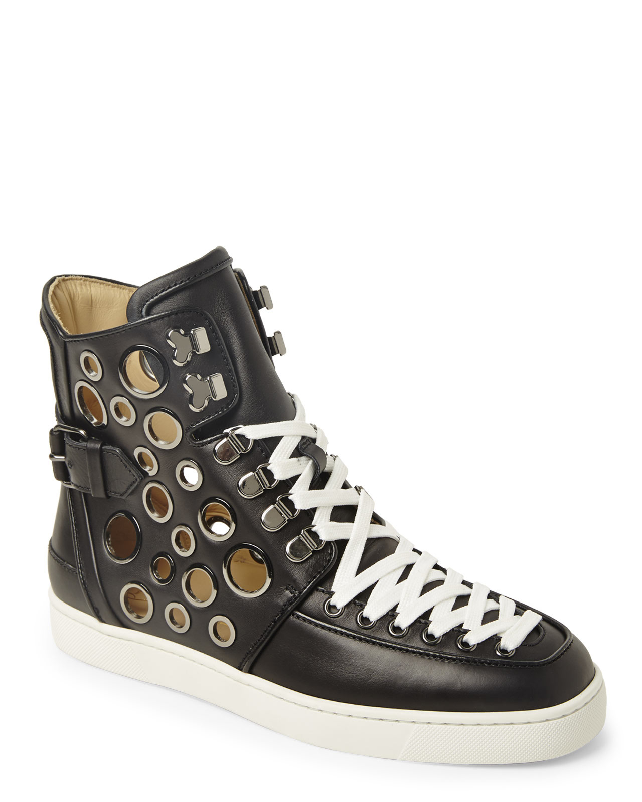 louboutin amsterdam sneakers