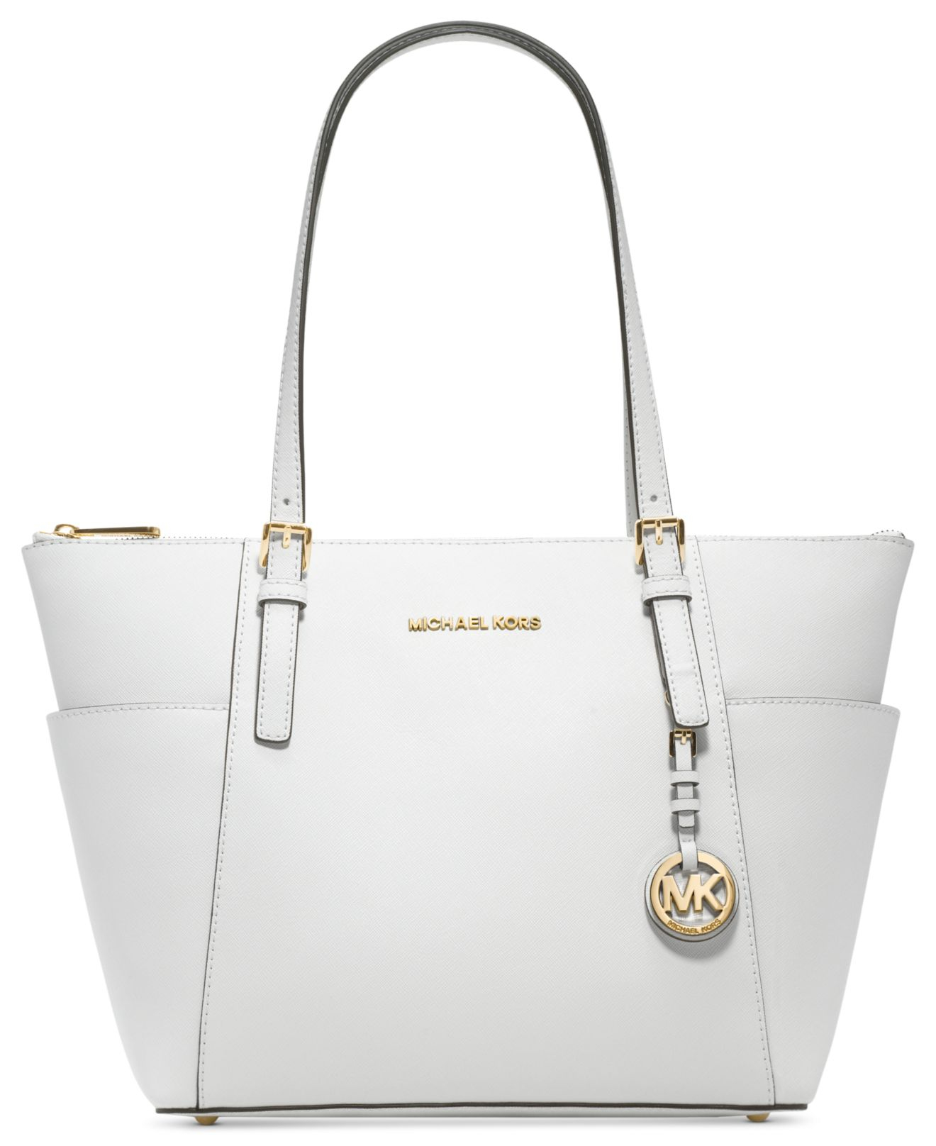 c238471107db Gallery. Previously sold at  Macy s · Women s Michael By Michael Kors Jet  Set