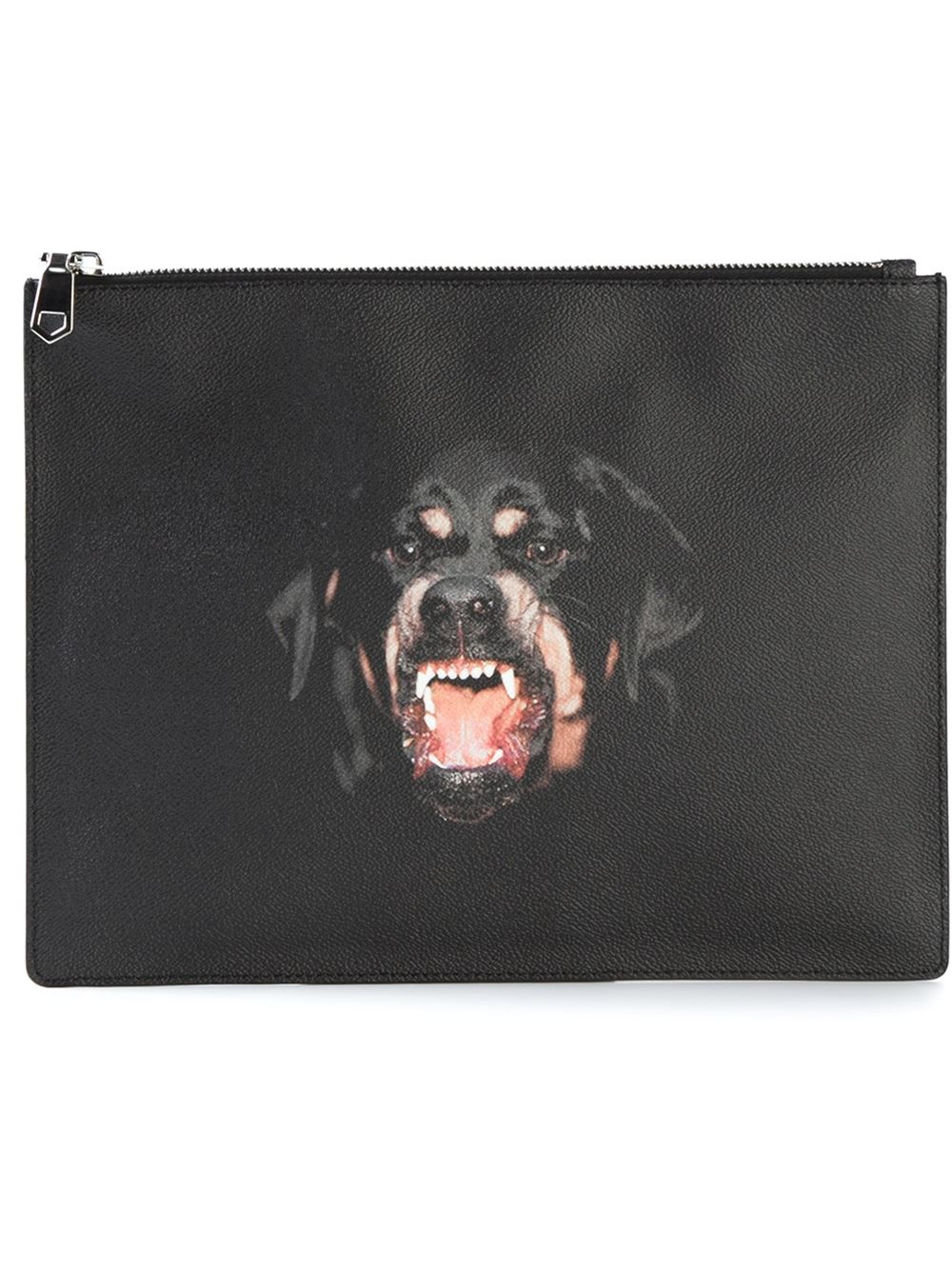 Lyst - Givenchy Rottweiler Print Clutch in Black for Men a2a1409fb6404