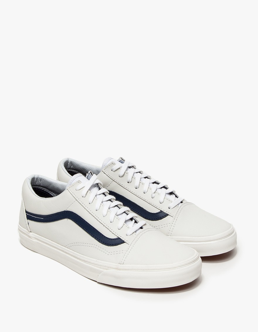 hoard as a rare commodity attractive & durable exceptional range of styles Old Skool In Matte Leather