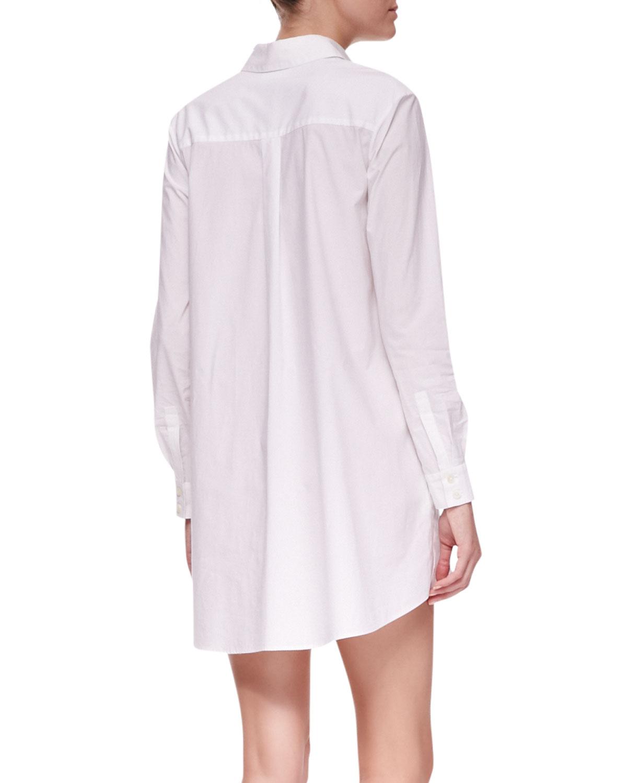 Thakoon addition white dress