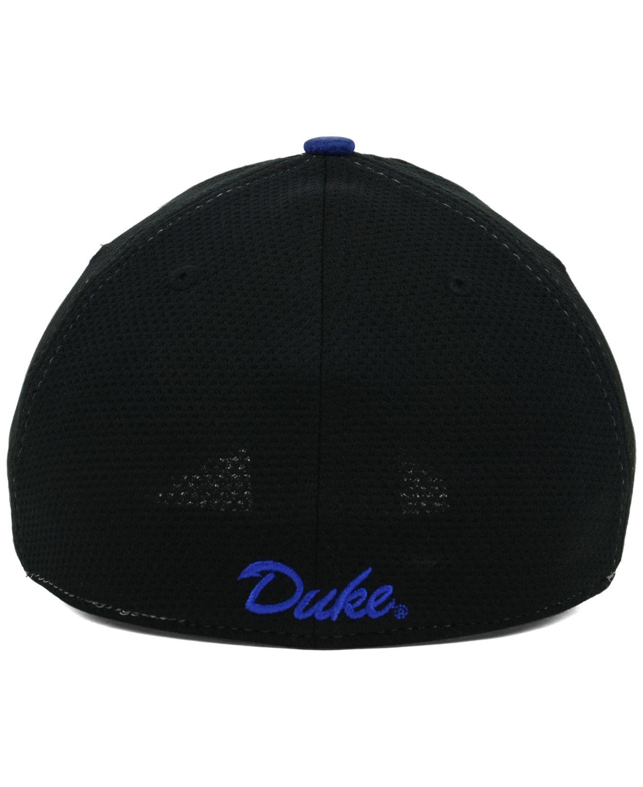 Lyst - KTZ Duke Blue Devils Ncaa Training Classic 2 39Thirty Cap in ... ec6cd61774c2