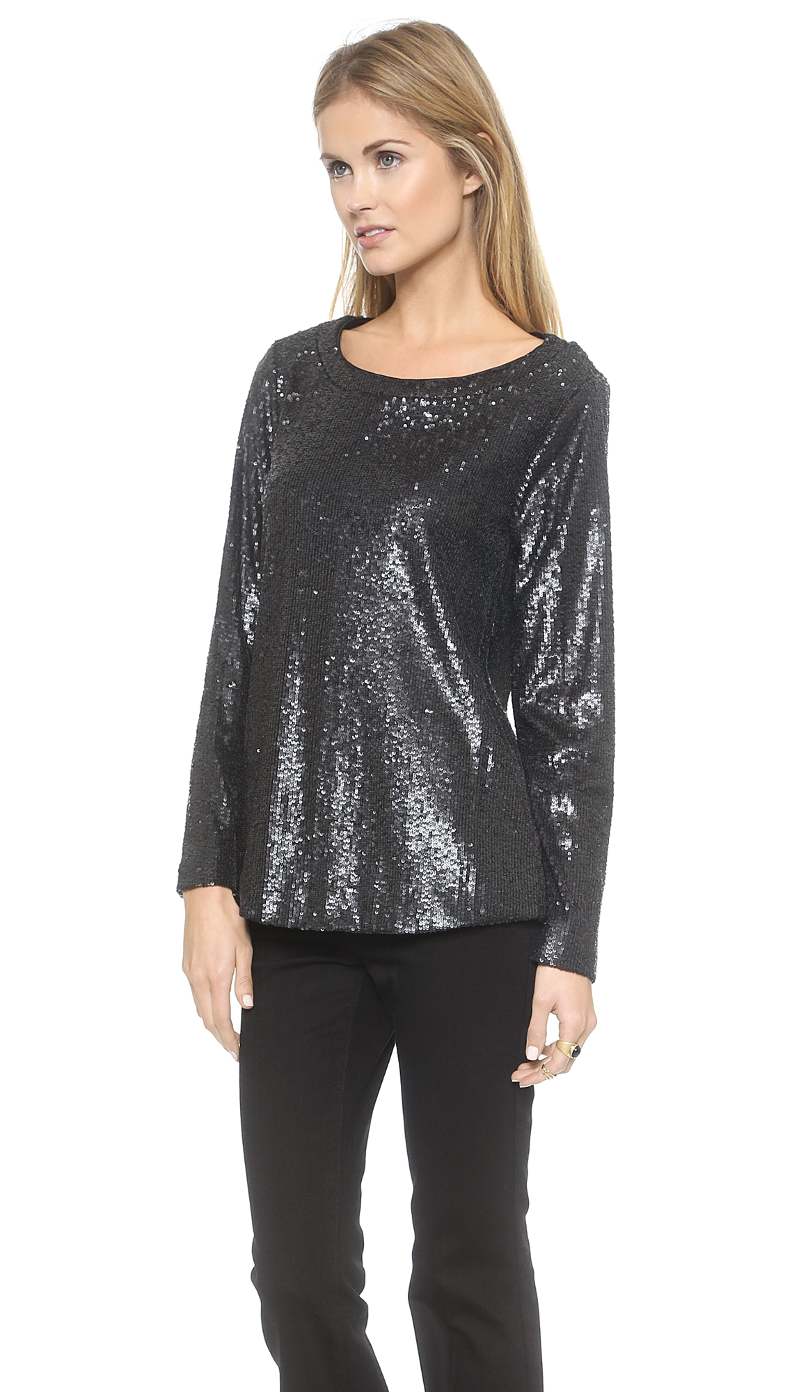 Find glitter long sleeve at ShopStyle. Shop the latest collection of glitter long sleeve from the most popular stores - all in one place.