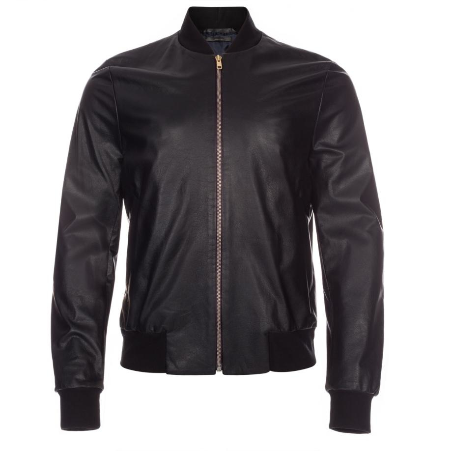 Paul smith leather jackets