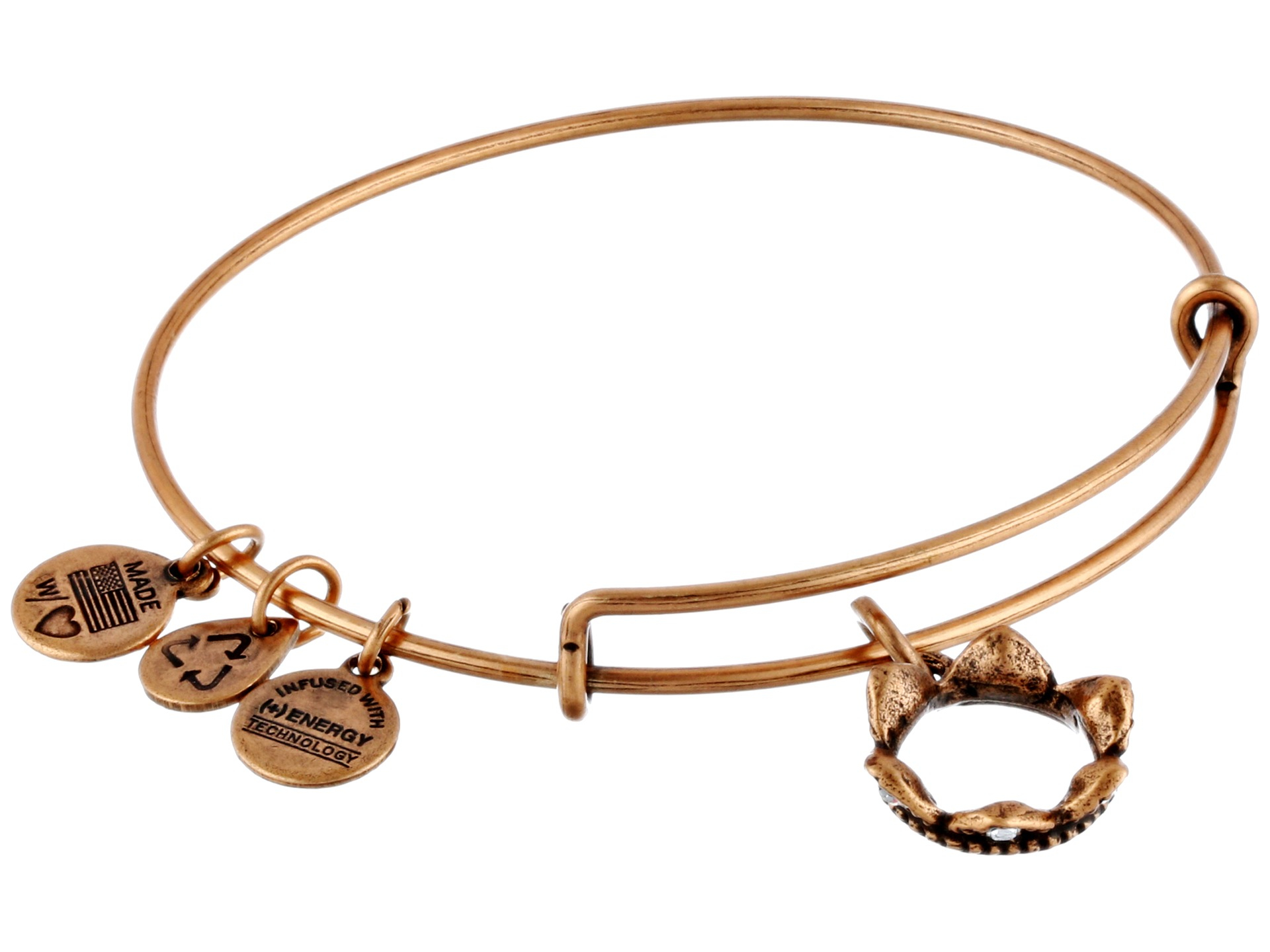 Queen S Crown Charm Bangle