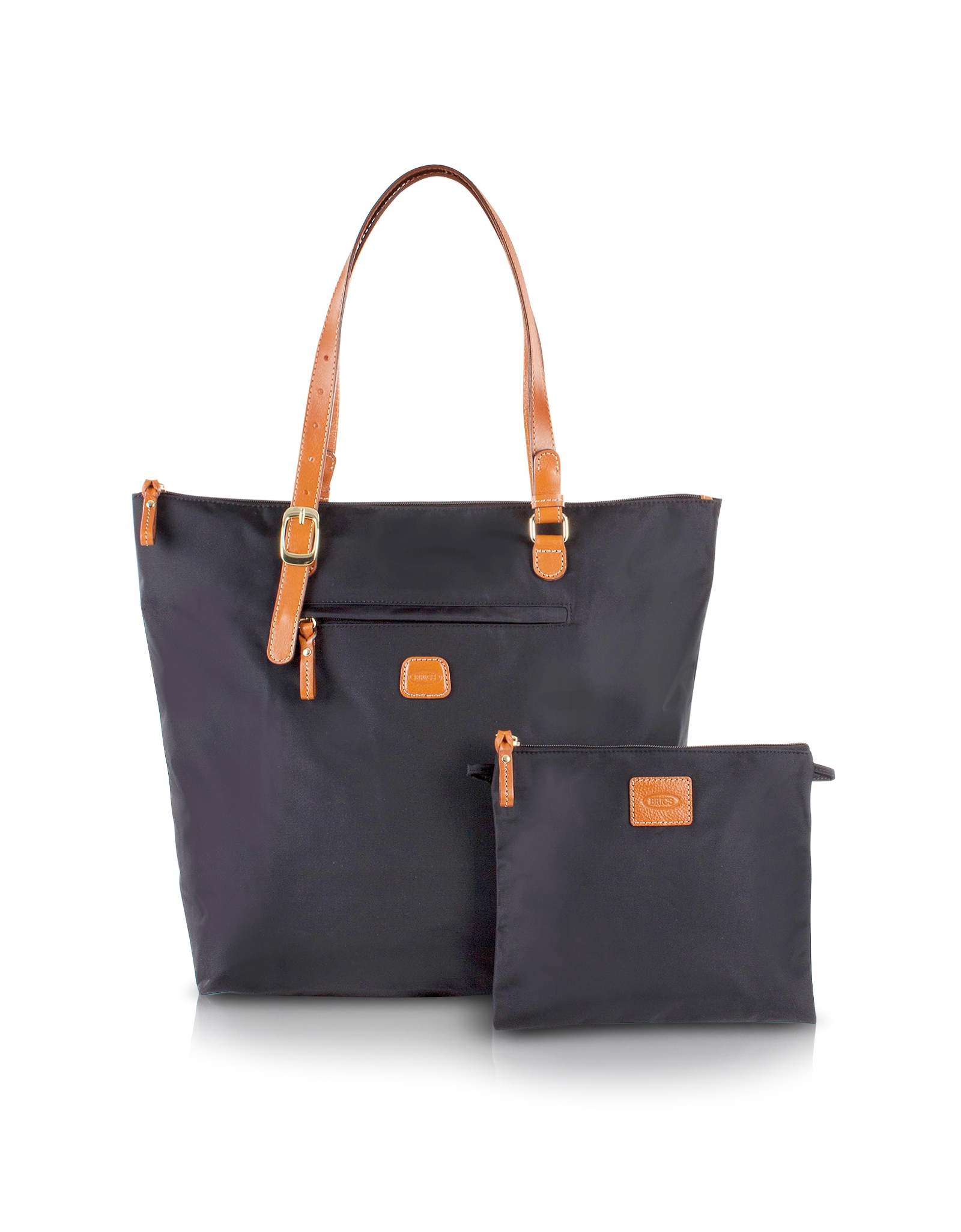 bric s x bag large foldable shopper in blue lyst