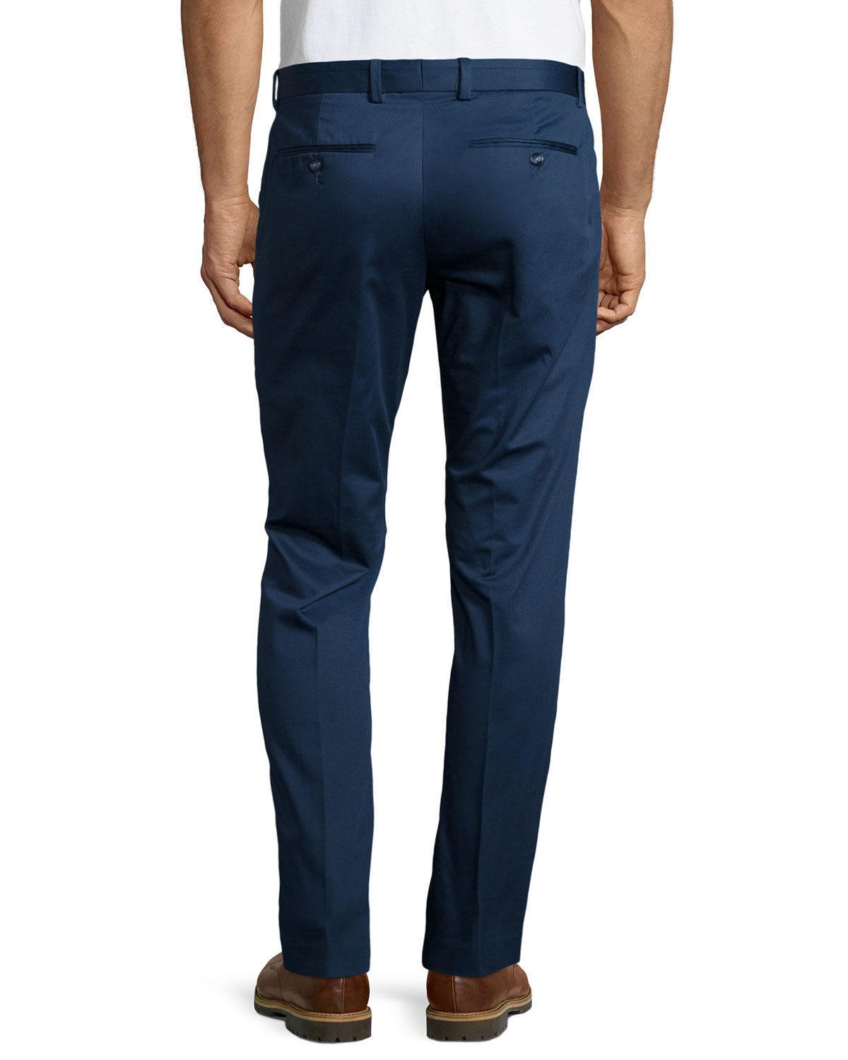 Tuxedo pants are available in an assortment of styles, colors, fabrics, and designers. Modern fit, classic fit and slim fit are all available for same day shipping. To learn more about how to buy our tuxedo pants, visit our site today!