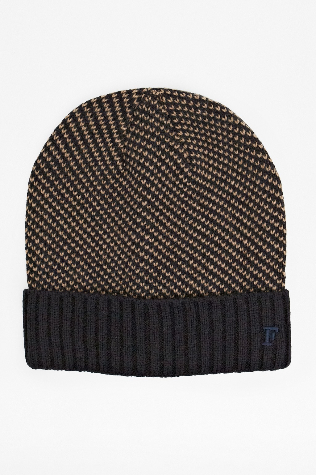 French Connection Luke Birdseye Stitch Hat in Blue for Men - Lyst 099fac7275cd