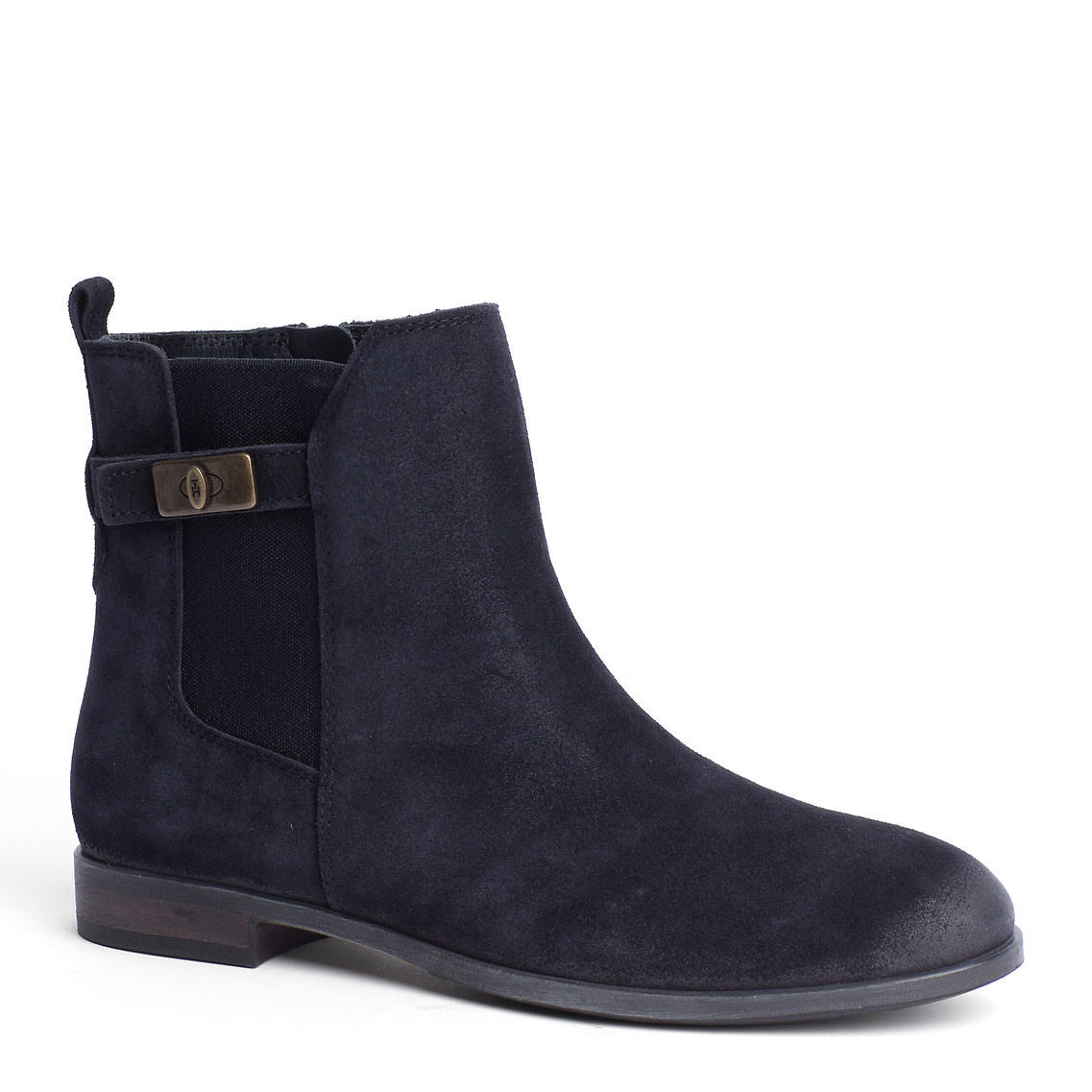 tommy hilfiger billie ankle boots in blue for men. Black Bedroom Furniture Sets. Home Design Ideas
