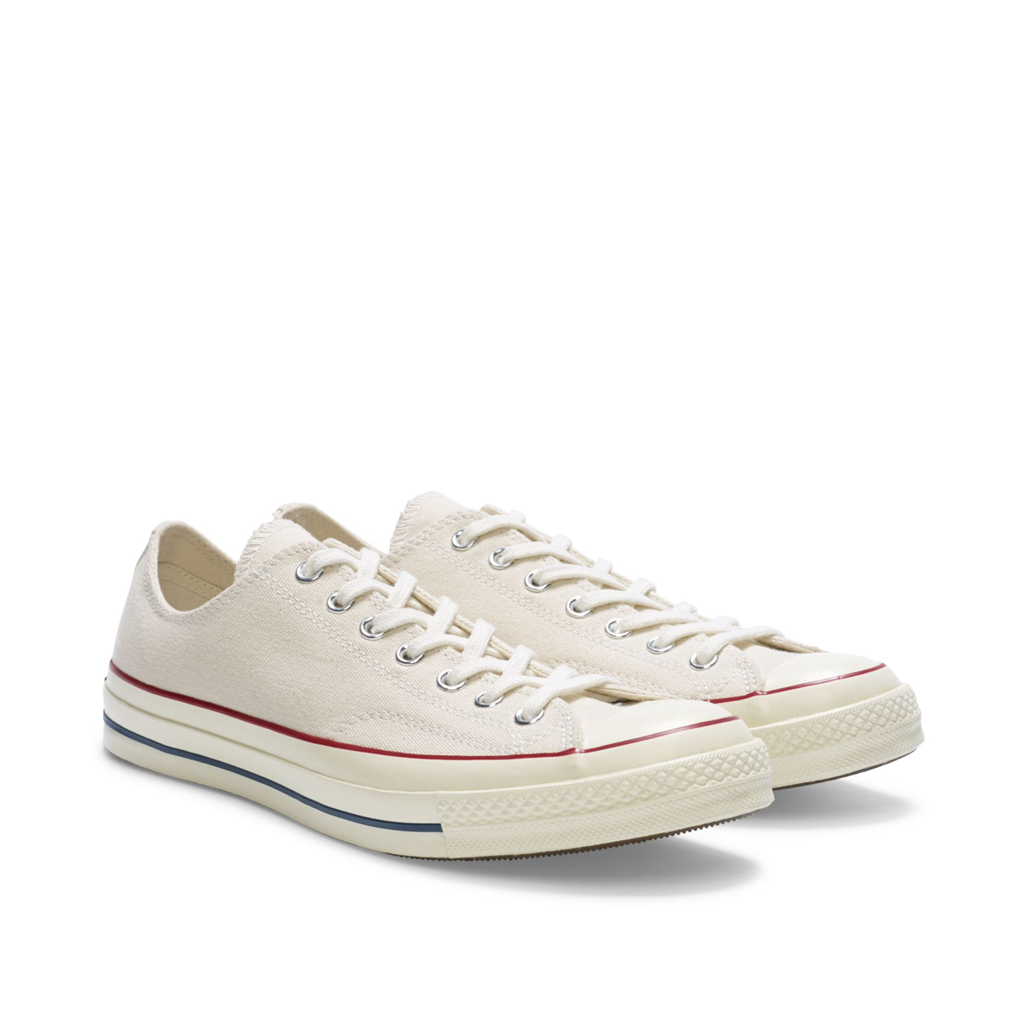 4c3f342c6f4 Lyst - Club Monaco Converse 70s Chuck Taylor Low in Red for Men