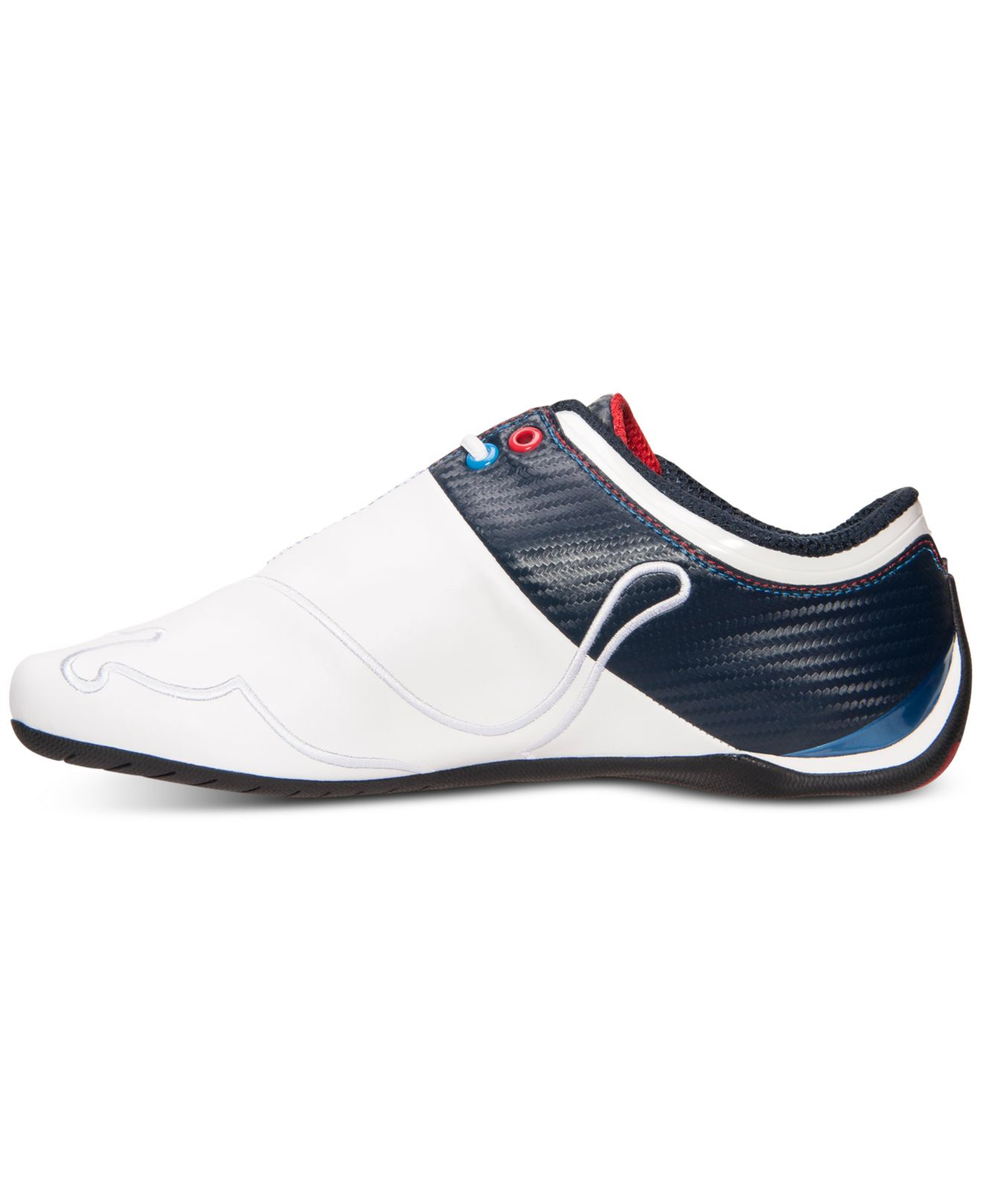 19b1ce1bbf61 Lyst - PUMA Mens Future Cat M1 Bmw Big Carbon Casual Sneakers From Finish  Line in Blue for Men