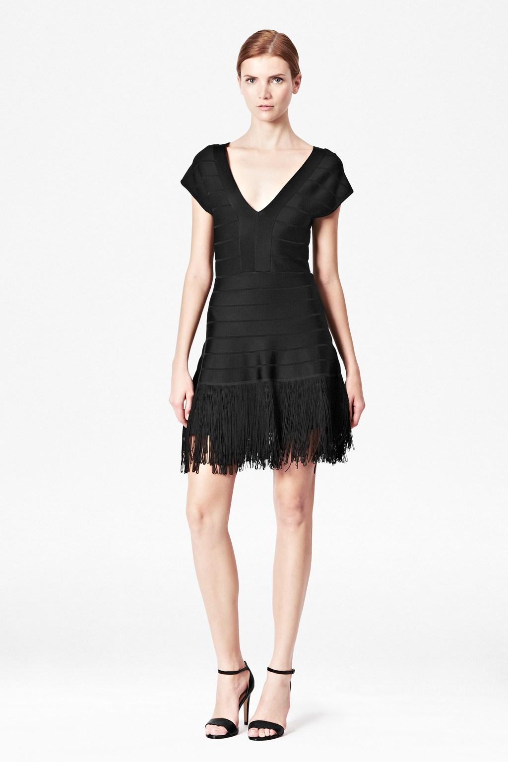 connection la epoque dress in black lyst