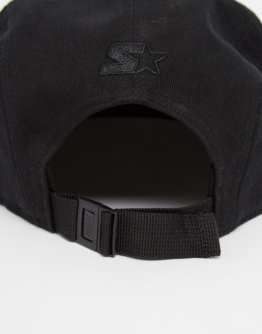 1a2663f1012 Lyst - Carhartt WIP State 5 Panel Starter Cap in Black for Men