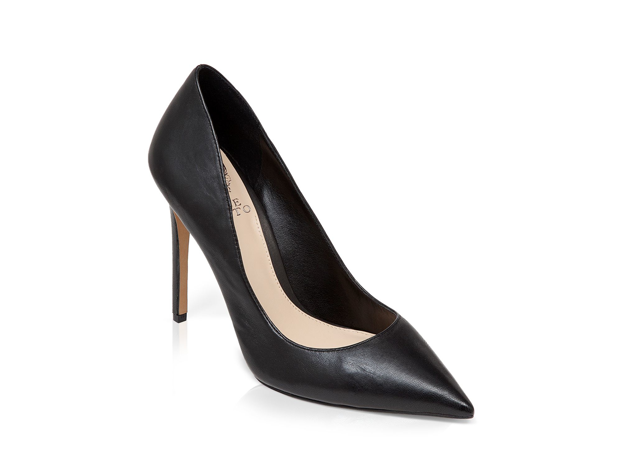 Vince Camuto Pointed Toe Pumps Norida High Heel In Black