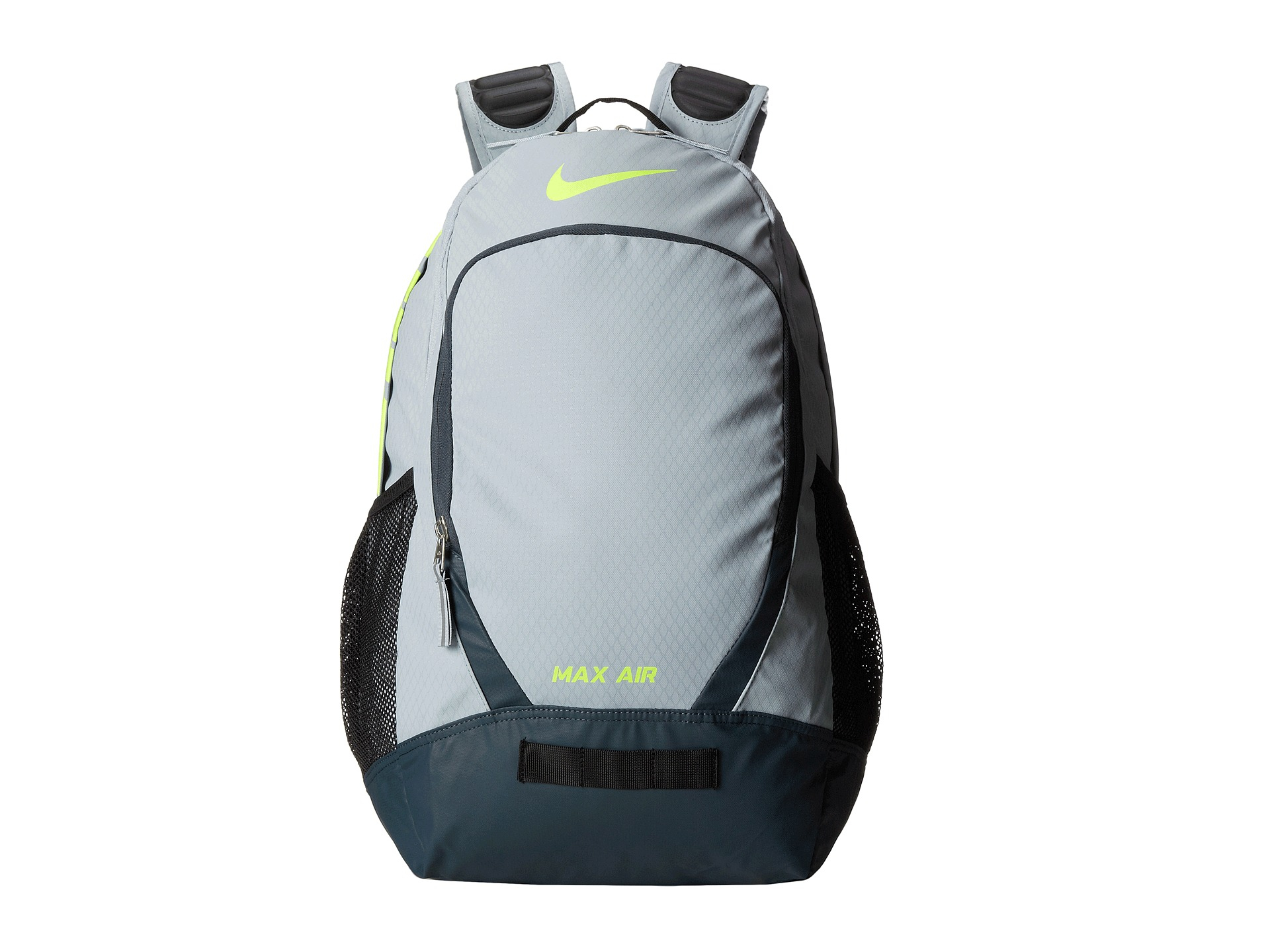 3f1bd1859a Lyst - Nike Team Training Max Air Large Backpack in Gray for Men