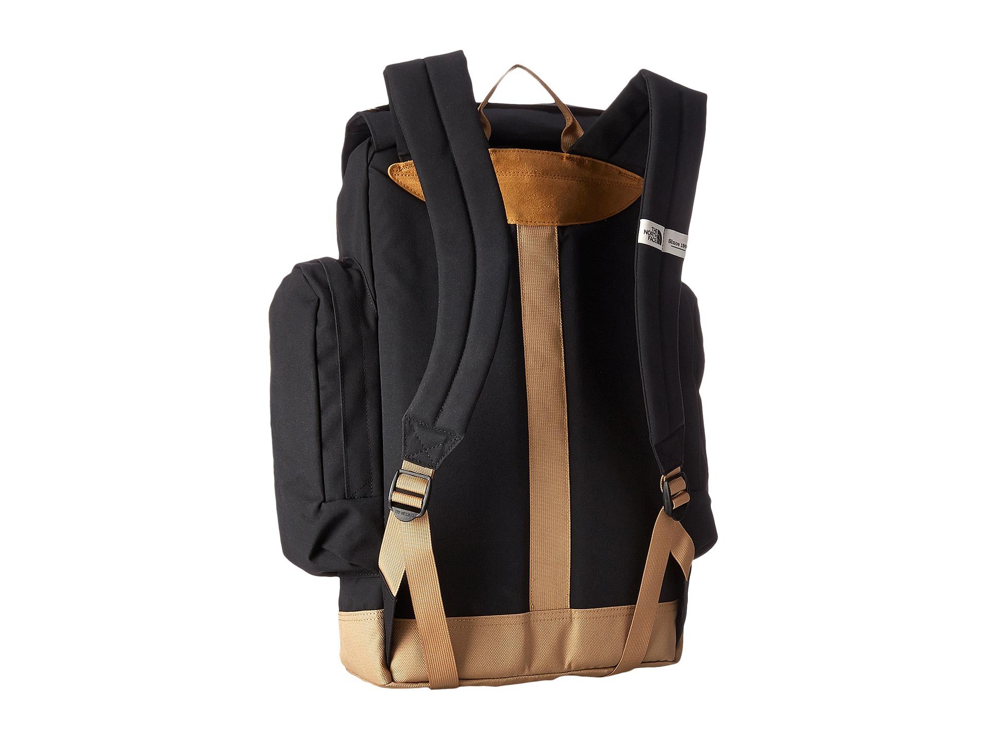Lyst - The North Face Rucksack in Black for Men 90c2eeb4fa