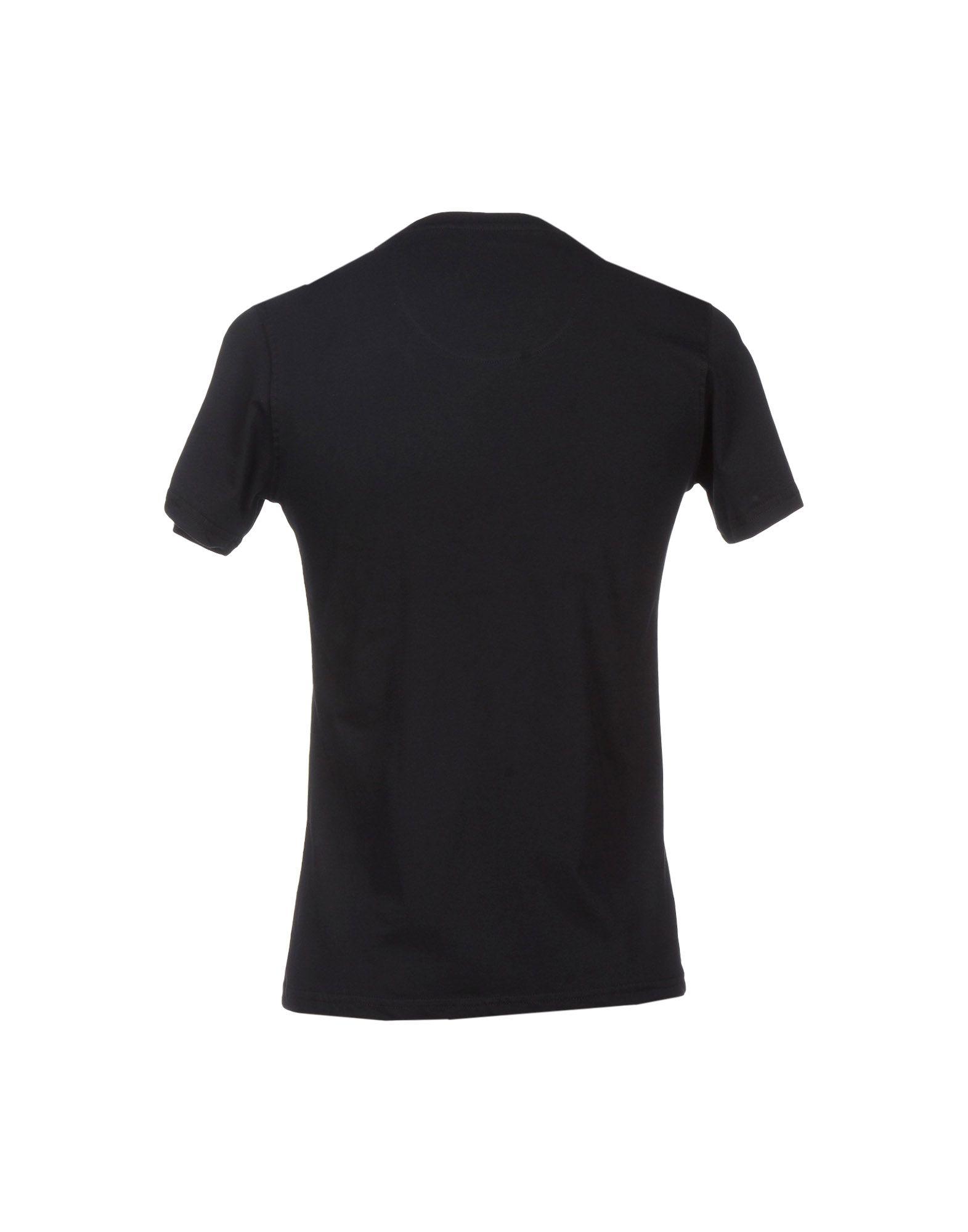 Philipp Plein T Shirt In Black For Men Lyst