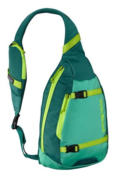 Patagonia Atom Sling Backpack In Green Lyst