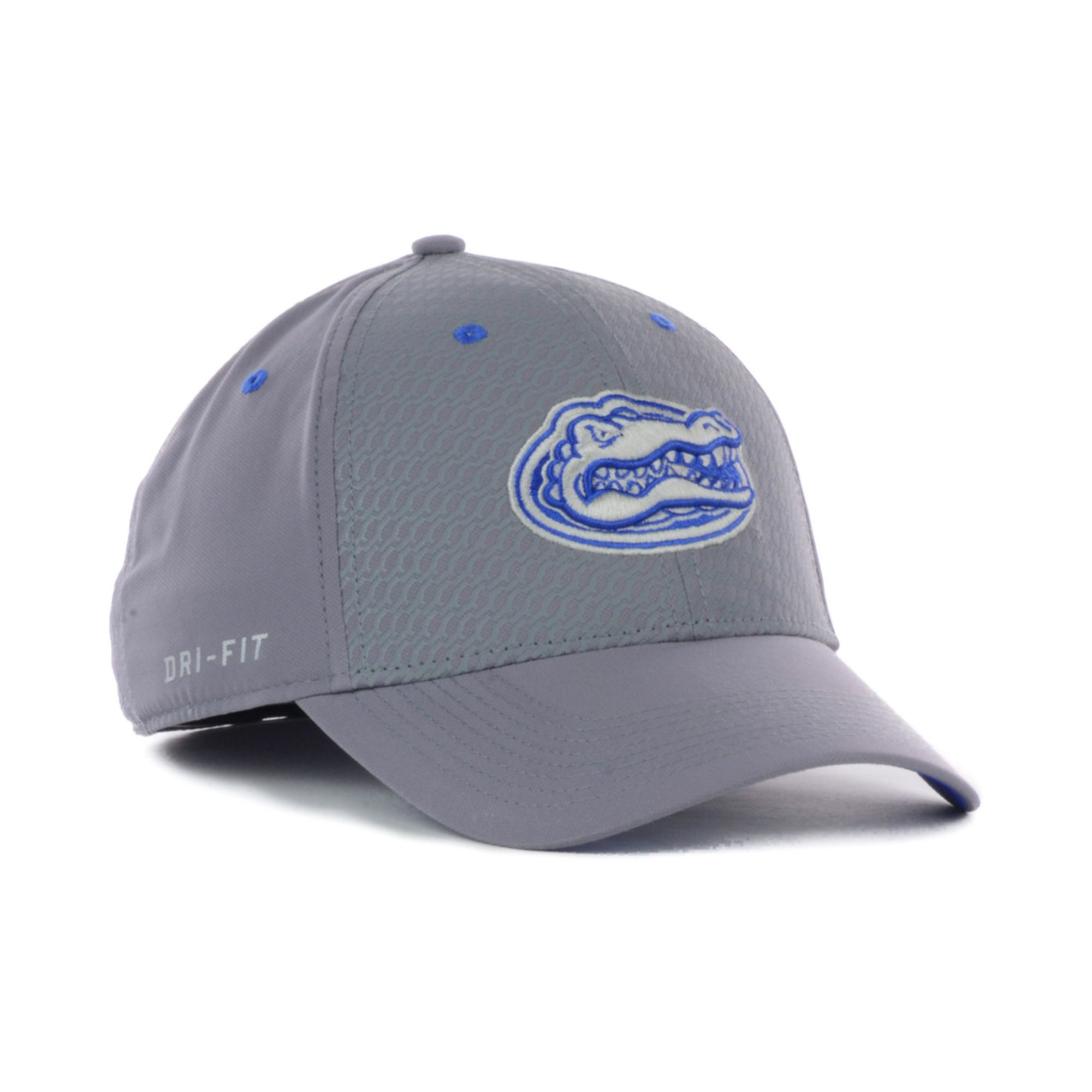 94c7e07c80d best price lyst nike florida gators superfan swf cap in gray for men 64bef  698e6